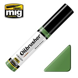AMMO BY MIG A.MIG-3530 Oilbrusher Weed Green