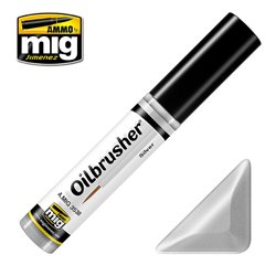 AMMO BY MIG A.MIG-3538 Oilbrusher Argent - Silver