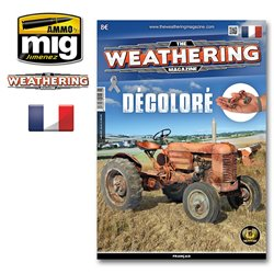 AMMO BY MIG A.MIG-4270 The Weathering Magazine 21 Décoloré Français - French