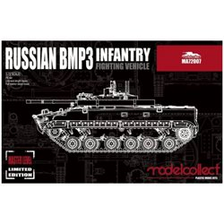 Modelcollect MA72007 1/72 Russian BMP-3 Infantry Fighting Vehicle