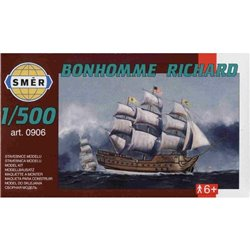 SMER 0906 1/500 Bonhomme Richard