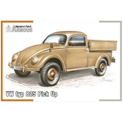SPECIAL ARMOUR SA35007 1/35 Volkswagen Typ 825 Pick Up