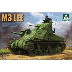 Takom 2085 1/35 US Medium Tank M3 Lee