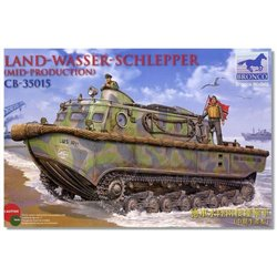 BRONCO CB35015 1/35 Land-Wasser-Schlepper (Mid Production)