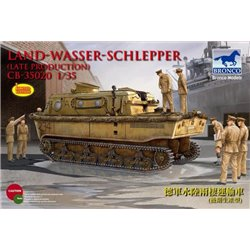 BRONCO CB35020 1/35 Land-Wasser-Schlepper (Late Production)