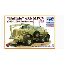 BRONCO CB35100 1/35 Buffalo 6x6 MPCV (2004-2006 Production)