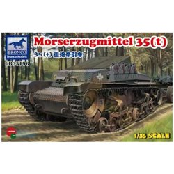 BRONCO CB35196 1/35 Morserzugmittel 35(t)