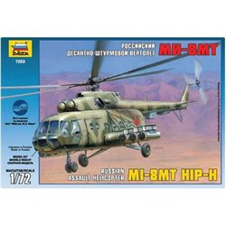 ZVEZDA 7253 1/72 Russian Assault Helicopter Mi-8MT Hip-H