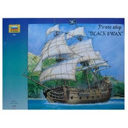 ZVEZDA 9031 1/72 Pirate ship Black Swan