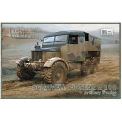 IBG Models 35030 1/35 Scammell Pioneer R100 Artillery Tractor