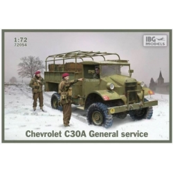 IBG Models 72054 1/72 Chevrolet C30A General Service