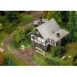 Faller 130570 HO 1/87 Refuge forestier - Forest log cabin