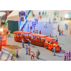 Faller 140400 HO 1/87 Tourist mini-train