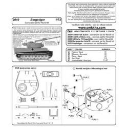 VALOM 72104 1/72 North-American FJ-1 Fury (NAR, NATC)