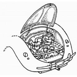 MAC DISTRIBUTION 72056 1/72 Horch 108 & 20mm Flak 30