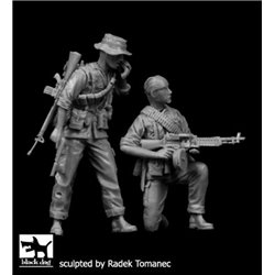Black Dog F35128 1/35 US Navy SEALs Vietnam Set