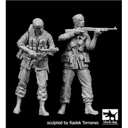 Black Dog F35131 1/35 US Navy SEALs Vietnam set N°2