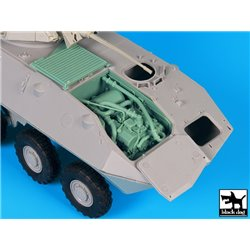 Black Dog T35209 1/35 Engine LAV 25