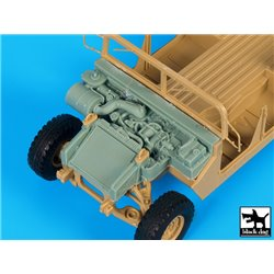 Black Dog T35210 1/35 Engine M 1025 Humvee