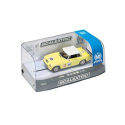 SCALEXTRIC C3746A 60th Anniversary MG MGB Thoroughbred