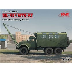 ICM 35520 1/35 ZiL-131 MTO-AT, Soviet Recovery Truck