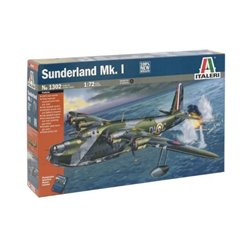 Italeri 1302 1/72 Sunderland Mk.1 Australian Forces Insignia