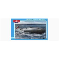 MikroMir 144-011 1/144 Royal Navy Holland Class Submarine