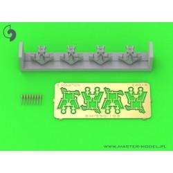 """MikroMir 72-003 1/72 German Sprengboot """"Tornado"""""""