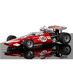 SCALEXTRIC C3834A Legend McLaren M7C 1970 Dutch GP Limited Edition