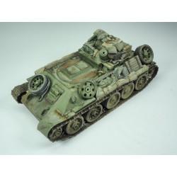 Tamiya 85100 TS100 Peinure Bombe - Spray Gun Metal Clair Gloss 100ml