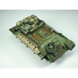 Tamiya 89827 TS Spray Blue Raybrig brillant 100ml