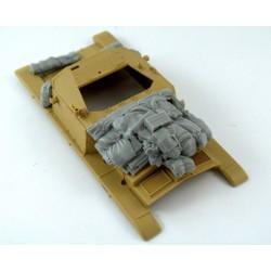 CMK 8053 1/48 British WW I Refueling set