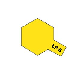 Tamiya 82108 Peinture Laque LP-8 Jaune – Yellow 10ml