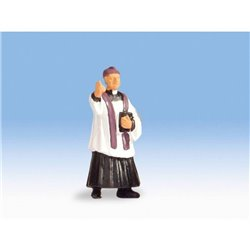 NOCH 1557703 HO 1/87 Pasteur Otto – Pastor 'Otto'