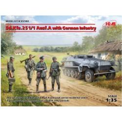 Imex 514 1/72 Munitions Wagon & Ambulance Wagon