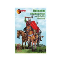 Mars Figures 72058 1/72 Lithuanian medium cavalry, 1st half of the XV century