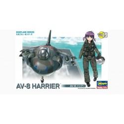 HASEGAWA 02252 1/72 Curtiss SOC-3 Seagull Battleship Observation Squadron