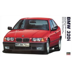 HASEGAWA 20313 1/24 BMW 320i Limited Edition