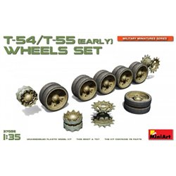 Miniart 37056 1/35 T-54, T-55 (EARLY) Wheels Set