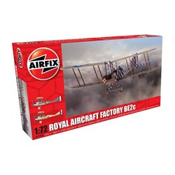 AIRFIX A02104 1/72 Royal Aircraft Factory BE2c Scout