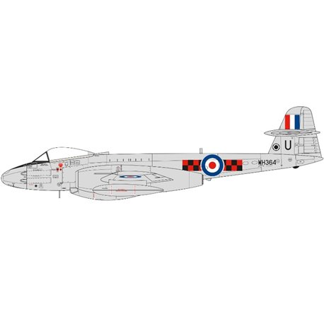 AIRFIX A09182 1/48 Gloster Meteor F.8