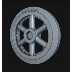 PANZER ART RE35-511 1/35 Pz.Kpfw I B Road wheels