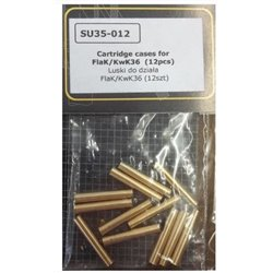 PANZER ART SU35-012 1/35 Cartridge Cases for 8,8cm KwK/Flak36