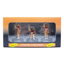 Slot.it 1/32 Trackside Collectables Metal Figures