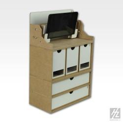 NINCO 50516 Lexus SC430 Team Tom'S Boîte Ouverte et Griffée