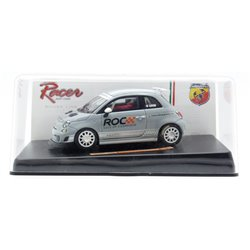 Racer Slot Cars Abarth 500 Asseto Corse Loeb Limited Edtion 52/53ex