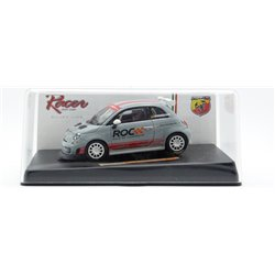 Racer Slot Cars Abarth 500 Asseto Corse Schumacher Limted Edition