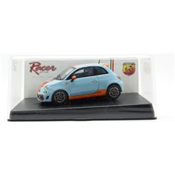 Racer Slot Cars Abarth 500 Gulf Powered by Slot.it