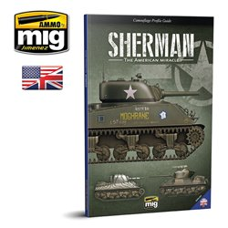 AMMO BY MIG A.MIG-6080 SHERMAN: THE AMERICAN MIRACLE