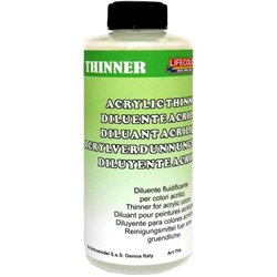 LifeColor THL Diluant - Thinner 250ml